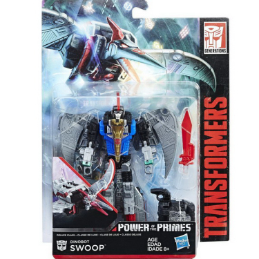 Трансформер Transformers: Generations Power of the Primes Deluxe Class Dinobot Swoop