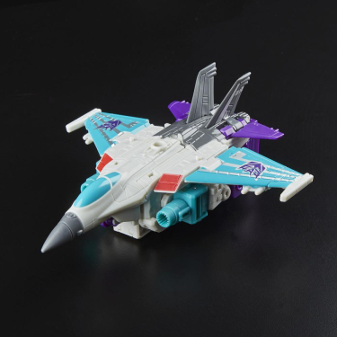 "Трансформер Дредвинг Dreadwind hasbro ""Power of the Primes Deluxe Class"""