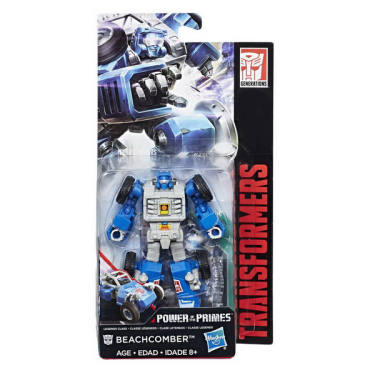 Трансформер Transformers: Generations Power of the Primes Legends Class Beachcomber