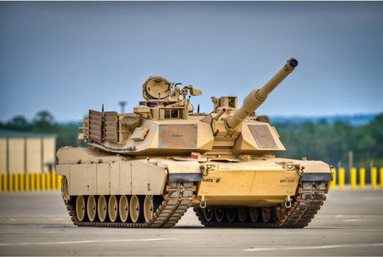 Us m1a2 abrams 120mm gun main battle tank the m1 abrams, the worlds strongest tank, has undergone